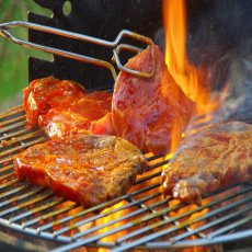 Barbecue groepsmenu Business 50 personen