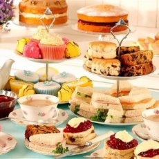 High Tea basis voor 11/12 personen